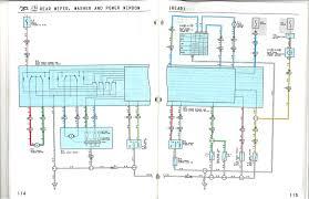rear wiper wiring diagrams rear window problems on 1990 4runner yotatech forums snjschmidt com wiring rea wer window jpg