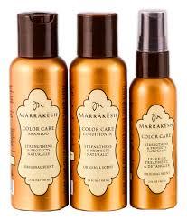 Набор для <b>окрашенных</b> волос Color Care Travel (шампунь 100мл ...