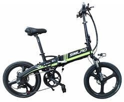 Smlro S9-T <b>Electric bicycle</b> 48V 350W 10an urban folding mobility ...