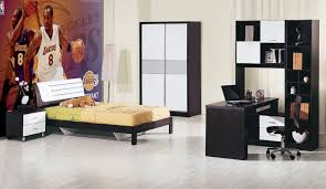image of modern boys basketball room decor furniture for boys room