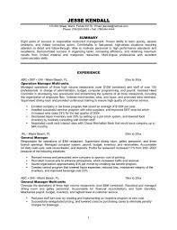 venue management resume   sales   management   lewesmrsample resume  resume skills restaurant i comfort manager