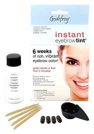 Синтетическая <b>краска</b>-<b>хна</b> в капсулах для бровей <b>Eyebrow Tint</b> 4 ...