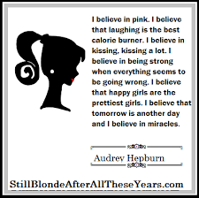 menopause quote - Still Blonde After All These Years via Relatably.com
