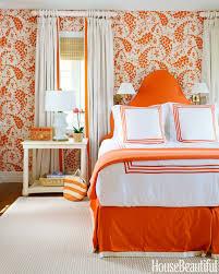 Orange Bedroom Wallpaper Jan 12 Quadrille Wallpaper Beautiful Interior Design And China