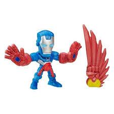 Микро-<b>фигурка HASBRO Marvel</b> Super Hero Mashers Железный ...