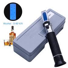 Handheld <b>Alcohol Concentration Detector</b> Of Liquor Alcohol <b>Meter</b> ...