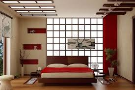 bedroom color schemes japanese style platform bed bedroom japanese style