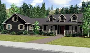 House Plan at FamilyHomePlans comCape Cod Country Southern House Plan Elevation