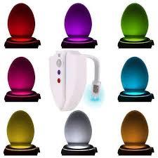 UV Sterilization <b>Toilet Light</b> with <b>Motion Sensor</b> – Martem Collection