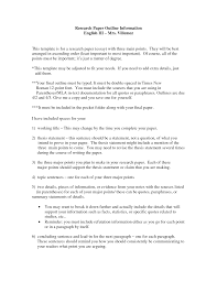 thesis for a research paper good thesis statement for a research mla essay thesis