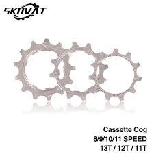 ZTTO <b>1 PCS MTB Road</b> Bike Freewheel Cog 8 9 10 11 Speed 11T ...
