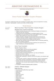 media consultant travel consultant graphics designer resume samples junior travel consultant resume
