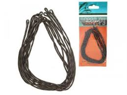 Купить Лидкор с петлями Три кита 70cm Black (3шт) 1110709 по ...