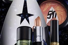 <b>MAC</b> lanceert <b>Star</b> Trek collectie (en zo ga je ermee aan de slag!)