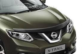 <b>KE6104C000 дефлектор капота</b> для <b>Nissan</b> X-Trail (<b>Ниссан</b> Х ...