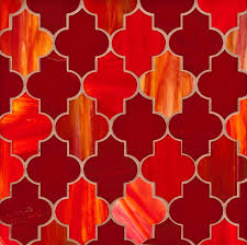 Ann Sacks Glass Tile Backsplash Chrysalis Marrakech Mosaic In Inside Design