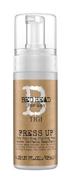 <b>Tigi Bed Head</b> For Men Press Up Styling Foam | undergroundmarket ...