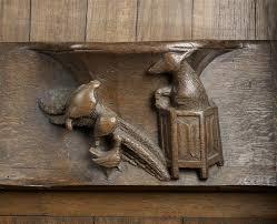 misricorde saint lucien de beauvais renard prchant des volailles aglise saint lucien de