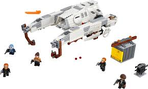 LEGO Star Wars Imperial AT-Hauler 75219 White 6212803 - Best Buy