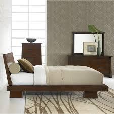 Japanese Bedroom Decor The Modern Hilda Platform Bed Japanese Style Platform Beds And