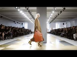 <b>Jil Sander</b> | Fall Winter 2017/2018 Full <b>Fashion</b> Show | Exclusive ...