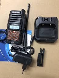 <b>BF</b>-<b>UV9R Plus</b> Two-way Walkie Talkie VHF/UHF Dual Band ...