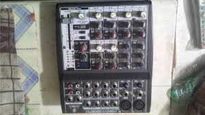 Микшерский <b>пульт Behringer Xenyx QX1002USB</b> купить в ...