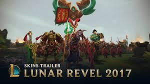 Year of the Emperor | Lunar Revel 2017 Skins Trailer - League of ...