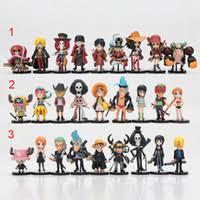 One Piece <b>Anime</b> Figure <b>Set</b> for Sale