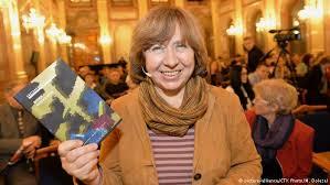 Resultado de imagen de el pais premio nobel de literatura 2015