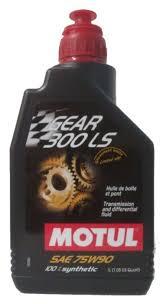 <b>Трансмиссионное масло Motul Gear</b> 300 LS 75W-90 — купить по ...