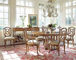 cherry dining table queen anne oval