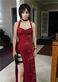 Chinese <b>costume</b> of Ada Wong in Resident Evil <b>movie</b> | Resident ...