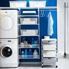 view in gallery blue laundry room decorating ideas view in gallery another bright modern laundry room