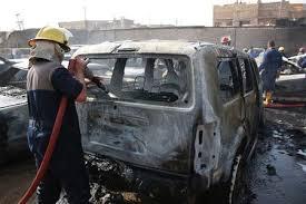 العراق - موجة هجمات بأحياء شيعية في بغداد وسقوط 35 شخص