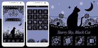 <b>Gothic</b>-Starry Sky, Black <b>Cat</b>- - Apps on Google Play