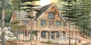 Timber frames  Timber frame homes and Cottage home plans on Pinterest