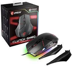 MSI Gaming USB RGB Adjustable DPI Programmable ... - Amazon.com