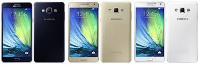 Samsung Galaxy A7: металлический смартфон повышенной ...