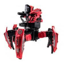 <b>Радиоуправляемый боевой Робот-паук</b> Space Warrior Keye Toys ...