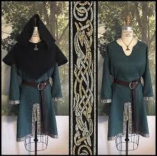 <b>Adult Men Medieval</b> Tunic Shirt Larp Viking Pirate Costume ...