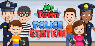 My Town : <b>Police</b> Station. Policeman Game for Kids - Apps on ...