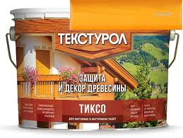<b>Текстурол тиксо деревозащитное средство</b> Сосна 10л Л-С (1/55 ...