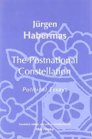 the postnational constellation political essays studies in the postnational constellation political essays studies in contemporary german social thought amazon co uk j habermas 9780262582063 books