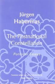 the postnational constellation political essays studies in the postnational constellation political essays studies in contemporary german social thought amazon co uk j habermas 9780262582063 books