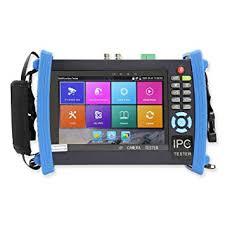 <b>7 Inch</b> Retina Display IP Camera Tester CCTV Tester CVBS <b>Analog</b> ...