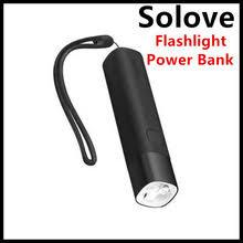 Новый <b>XIAOMI SOLOVE</b> X3 USB Перезаряжаемый яркий EDC ...