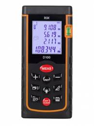 Купить лазерный <b>дальномер RGK D100</b> - цена, характеристики ...