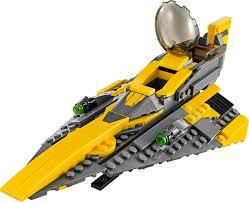 LEGO Star Wars Anakin's Jedi Starfighter 75214 6212766 - Best Buy