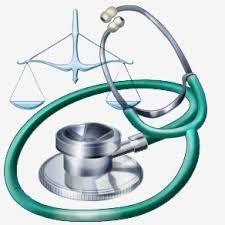 Resultado de imagem para imagem medicina e justiça